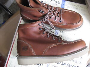 Details about NEW MEN'S Timberland PRO Men's Barstow Wedge Boot 6