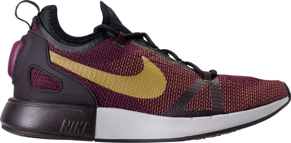Mens Nike Size 10.5 Duel Desert Racer Running Shoes Bordeaux Desert Duel Moss 918228 601 NEW 2d8cf5