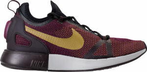 e3f8ebcc3e43 Men s Nike Size 12 Duel Racer Running Shoes Bordeaux Desert Moss ...