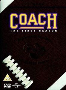 Coach-The-First-Season-DVD-R2-PAL-Boxset-2-Discs-2006-Craig-T-Nelson-New