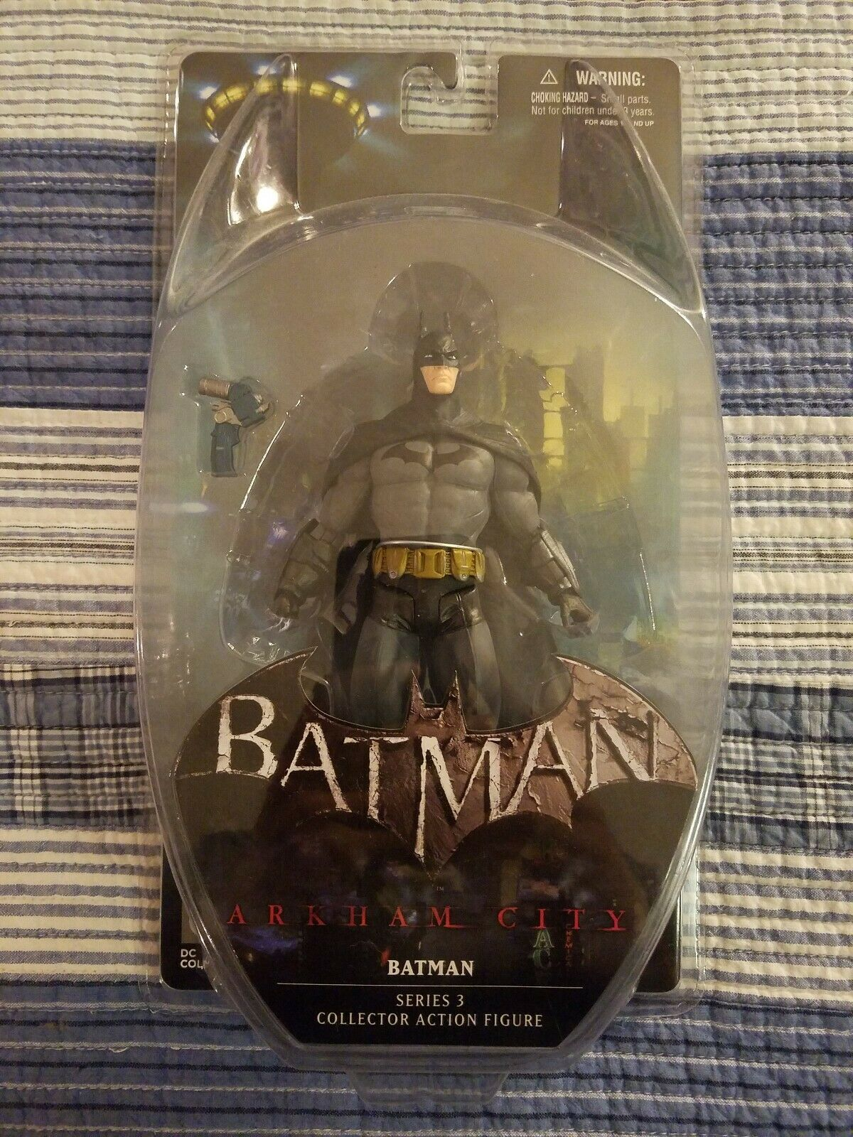 Batman Arkham City Series 3 Action Figure Brand New