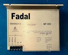 Fadal Amp 0040 Servo Amplifier Sma 8521 3