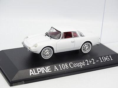 Alpine 1976 1//43 Serie Presse