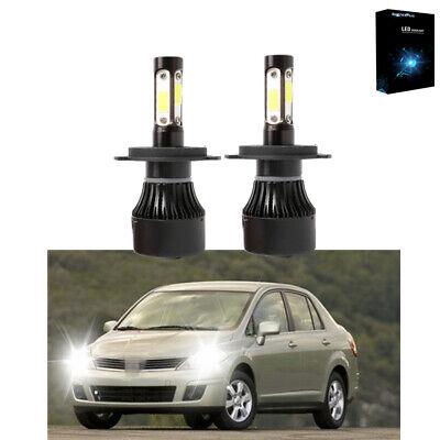 For Hyundai Accent MK2 100w Super White Xenon HID High//Low//Side Headlight Bulbs