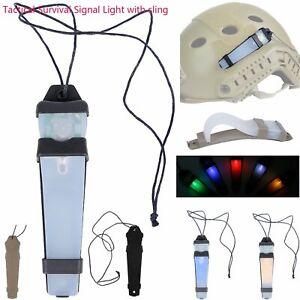 Tactical-Survival-Signal-Light-Secure-Identification-Flashlight-Pour-Helmet-Vest