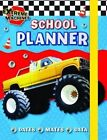 My Extreme Machines School Diary: with Cool Cars and Engines by Kay Massey (Paperback, 2013)