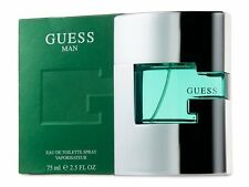 GUESS MAN * Guess Cologne * 2.5 oz FOR  Men BRAND NEW IN SEALED  BOX PERFUME