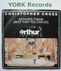 christopher cross arthur s theme ex con 7 single warner