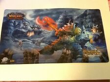 World of Warcraft (WOW) Trading Card Game TCG HEROES OF AZEROTH Playmat NEW NIP