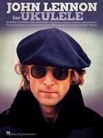 John Lennon For Ukulele Sheet Music Ukulele Book 000139387