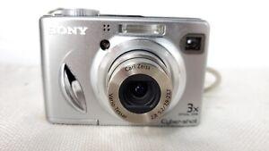 Sony Cybershot DSC-W5 5.1MP Digital Camera with 3x Optical Zoom