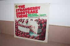 """The Strawberry Shortcake Theme NEW SEALED 12"""" vinyl LP Dennis Scott Sara Geller"""