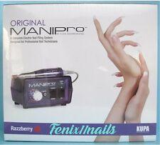 KUPA ORIGINAL MANI-PRO ELECTRIC FILING MACHINE~Handpiece & Razzberry Control Box