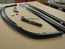 SUBARU Impreza WRX Full Body Kit,lips,splitter,side extension 06-07 HAWKEYE