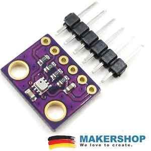 BMP280-Luftdruck-Temperatur-I2C-Sensor-Barometer-Arduino-Raspberry-Pi-Modul