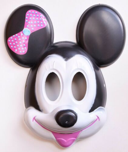Birthday Party and Christmas Halloween Mickey Minnie Mouse Mask