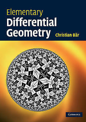 Elementary Differential Geometry by Bar, Christian (Paperback book, 2010)