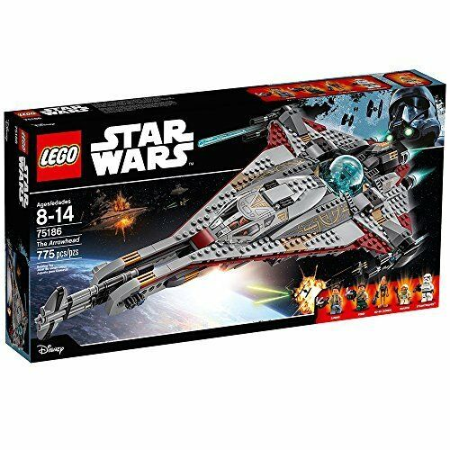 New LEGO LEGO LEGO Star Wars The Arrowhead 75186 In Hand with Free Shipping 7f1a66