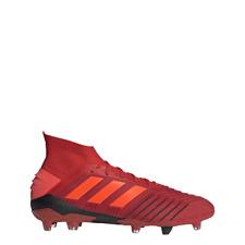 Scarpe adidas Predator 19.1 Firm Ground Taglia 40 Bc0552 Rosso