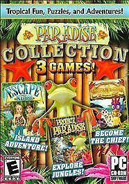 Paradise Collection PC, 2010  - $6.50