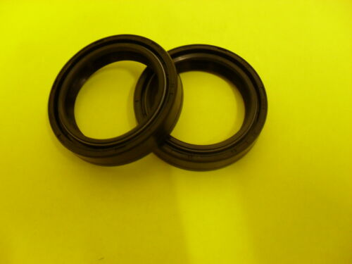 Fits Yamaha TY 50 M 1G7 1977 - Fork Oil Seals 0050 CC