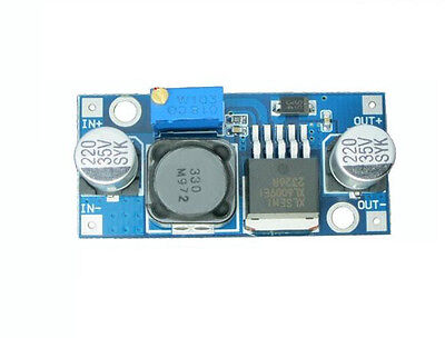 1PCS DC-DC Adjustable Step-up Power Converter Module XL6009 Bette r than LM2577