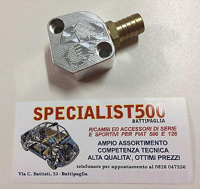 TAPPO OLIO MOTORE COPERCHIO PUNTERIE ABARTH FIAT 500 F L  R 126  A031//S