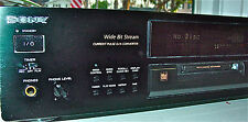 SONY MINIDISC STACKABLE DECK: MDS-JB920 'WIDE BIT STREAM', MANUAL, A-1 CONDITION