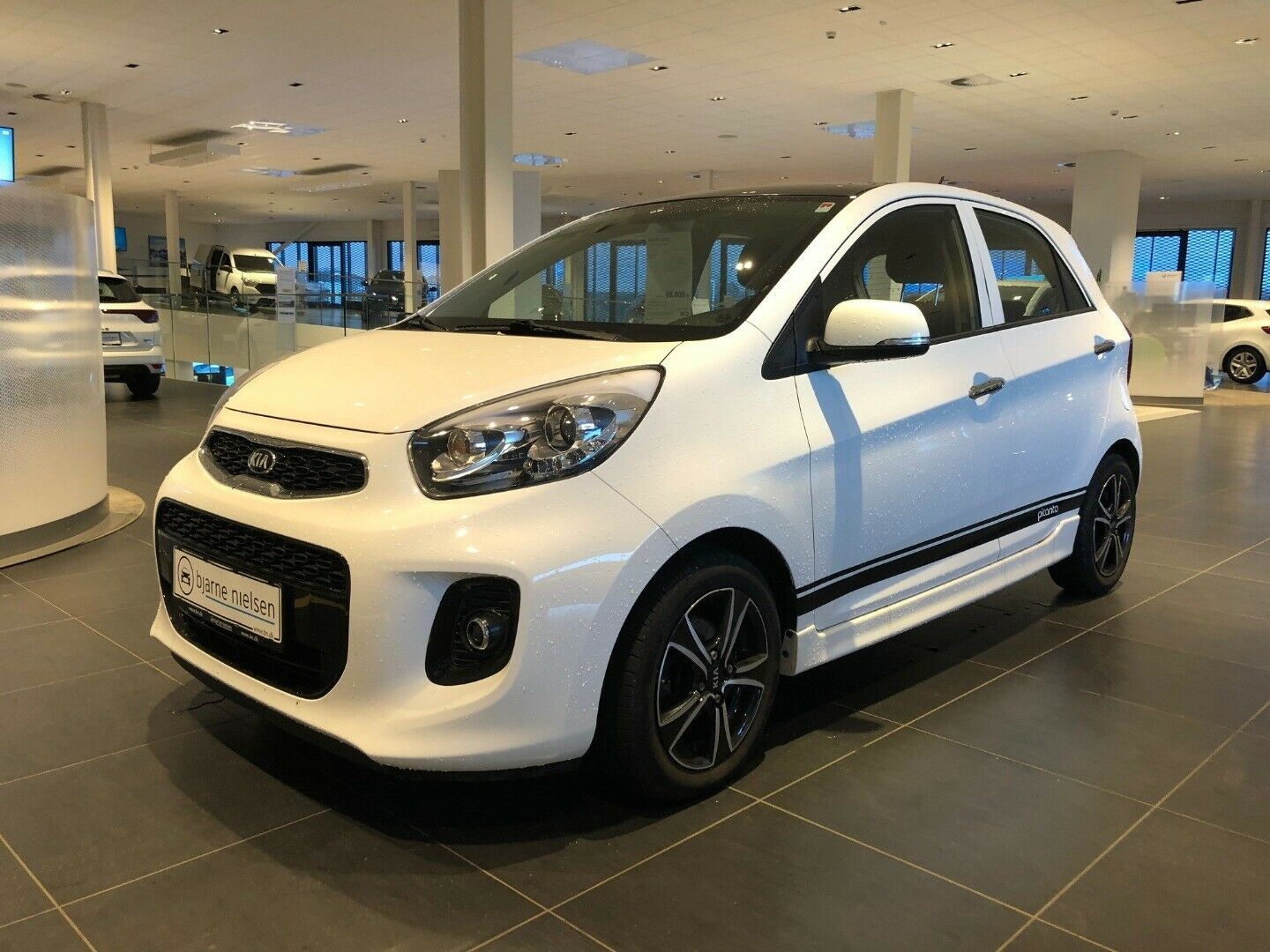 Kia Picanto 1,0 Collection Sport