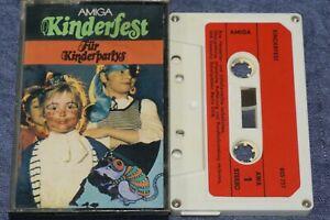 KINDERFEST-Thomas-Natschinski-Angelika-Mann-DDR-MC-1980-AMIGA-055-757