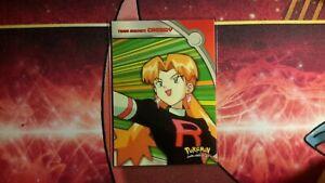 Topps Pokemon TV Animation Series 2 Team Rocket Cassidy No HV5