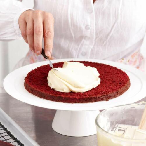 espatulas de reposteria Metal para pasteles pastel Mejor que Wilton Nuevo 4pack