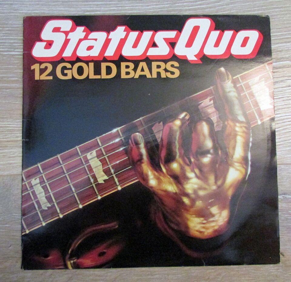 LP, STATUS QUO, 12 BARS
