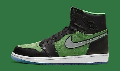 Nike Air Jordan 1 High Zoom Size 11 5 Rage Green Black Ck6637