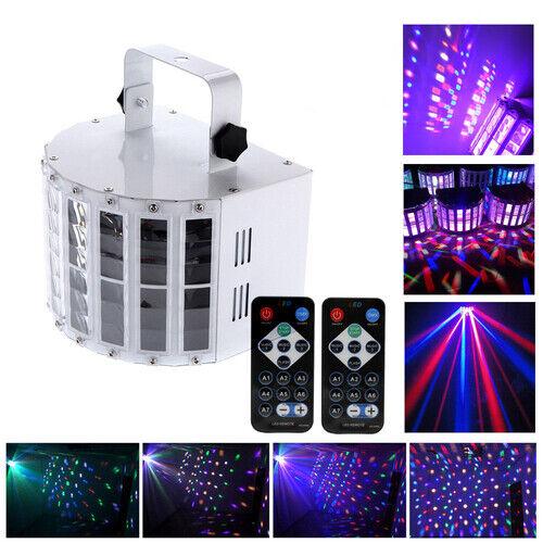 30W RGYV  4 Lens 460mW Laser LED Bühnenlicht DMX 7CH DJ Disco Party Effektlicht