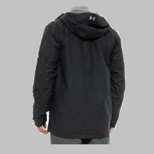 1 jas capuchon M 3 isolerende in jas Winter waterdichte Heren L Under Armour uTlFK35Jc1