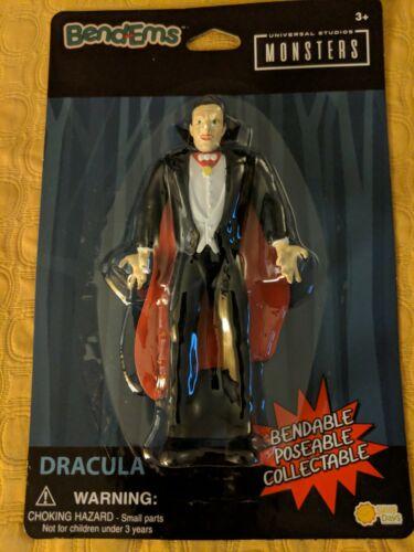 UNIVERSAL STUDIOS Monstres Bend-Ems Dracula Comme neuf sur Carte en main