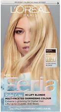LOreal Paris Feria Hi-Lift Blonde Color, Ultra Pearl Blonde [11.21] 1 ea 2pk
