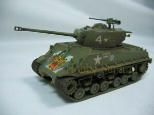 1-72-US-WWII-Sherman-M4A3-E8-TANK-039-Easy-Eight-039-64th-Tank-Battalion-Finished