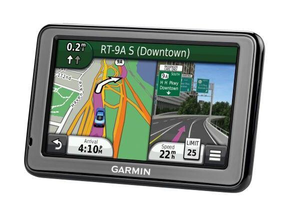 garmin n vi 2455lmt automotive mountable ebay rh ebay com garmin nuvi 2300 series manual Garmin Nuvi Instruction Manual