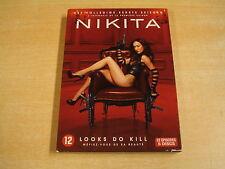 5-DISC DVD BOX / NIKITA - SEIZOEN 1
