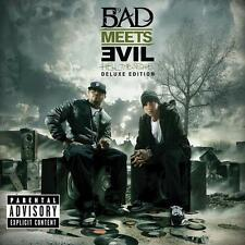 Bad Meets Evil - HELL - THE SEQUEL (DELUXE EDT.)    -  CD NEU