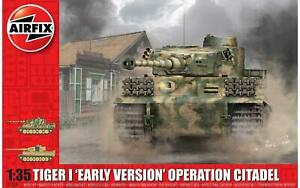 Airfix-A1354-Tiger-1-Tot-Version-Operation-Citadel-1-3-5-Maquette-Kit