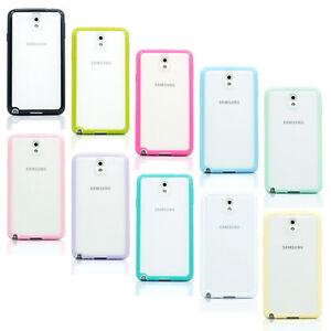 TPU-Bumper-Ultra-Thin-Clear-Protective-Case-Cover-For-Samsun-Note-3-Note-4