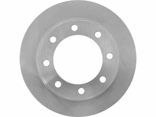 Front Brake Rotor For 99-05 Ford F250 Super Duty Excursion F350 F450 F550 SW26R3