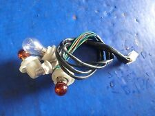 Peace Sports 150 Scooter Off 2008 rear light taillight wiring harness N bulb