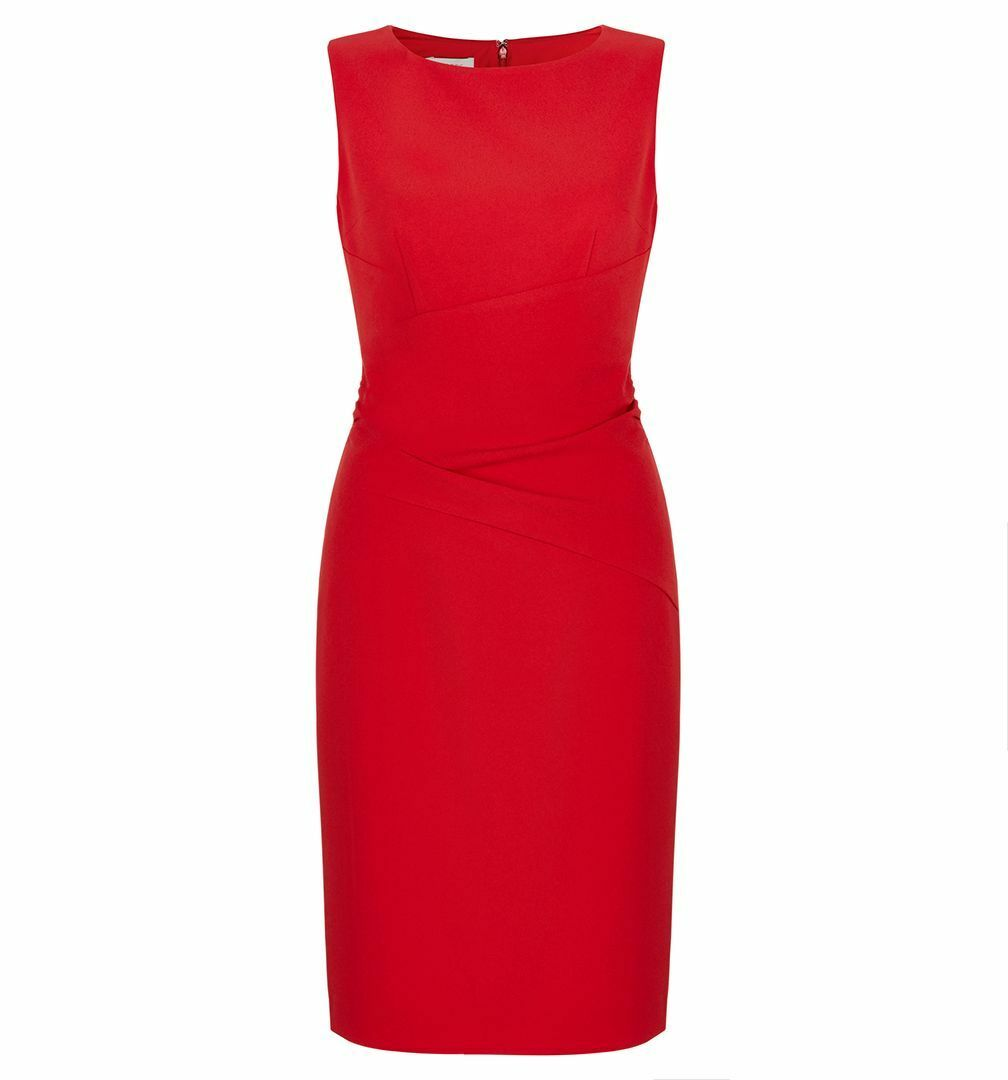 HOBBS Eva Statement-Making Red Dress. Various Sizes. RRP . BNWT.