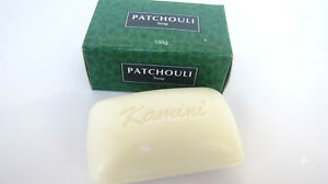 ONE-Kamini-Patchouli-Bar-Soap-100-grams-India-QTY1-C22-Aromatherapy-Hippies