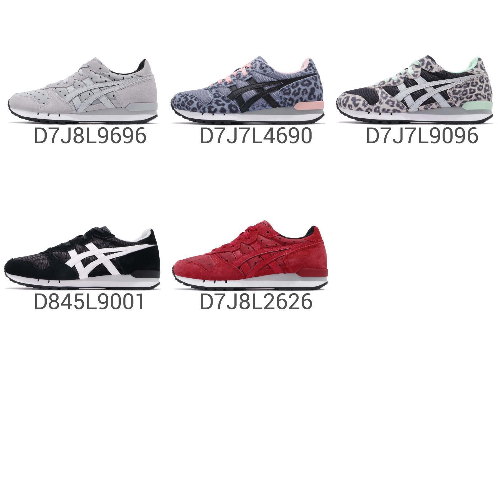Asics Onitsuka Tiger Alvarado Men   Women Vintage Running shoes Sneakers Pick 1