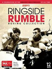 ESPN - Ringside Rumble - Boxing Collection : NEW 12-Disc Set DVD